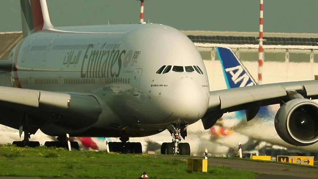 Emirates Abflug Frankfurt Terminal