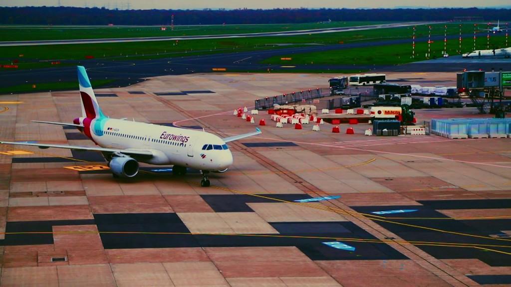 Flug Lanzarote Düsseldorf Ankunft