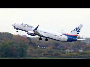 Plane Spotting 2019 auf Flughafen Düsseldorf