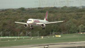 Plane Spotting mit Boeing und Airbus auf Airport