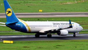 UR-PSR Planespotting | Mit UR-PSR Ukraine International Airlines Boeing 737-800