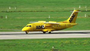 ADAC landet und Laudamotion startet vom Flughafen Düsseldorf