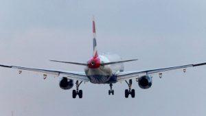 Flugzeuge auf Flughafen Düsseldorf – Starts und Landung mit Iraqi Airways