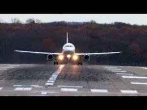 Flugzeuge Flughafen Düsseldorf