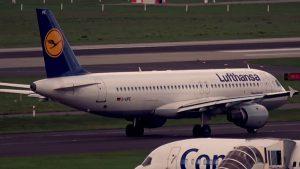 Plane Spotting Düsseldorf Airport