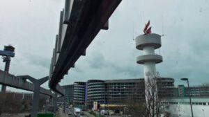 H-bahn Düsseldorf Flughafen – Skytrain Düsseldorf Airport 2020